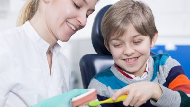 Photo of Five tips for encouraging good Dental Health for your children