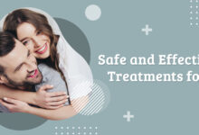 Photo of Safe and Effective ED Treatments for Men