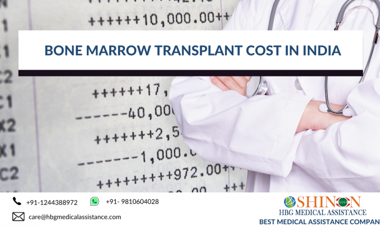 Bone marrow transplant cost in India