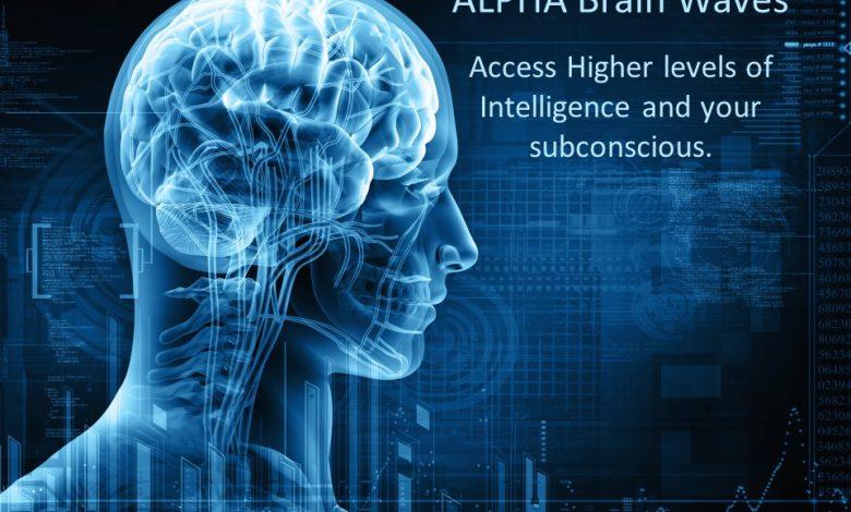 alpha brain waves benefits