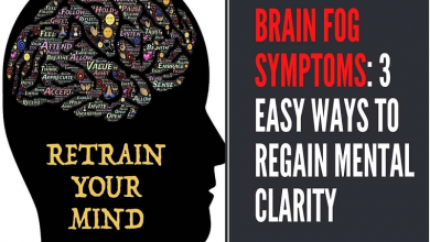 Photo of 3 Easy Ways to Clear Your Brain Fog & Regain Mental Clarity