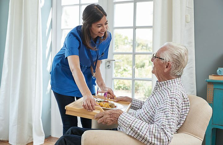 Elderly Care Services For Meal Preparation
