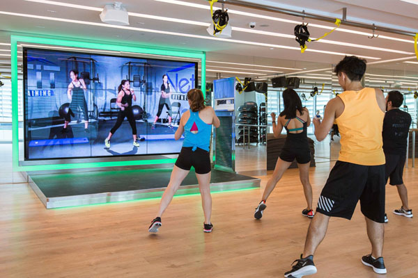 Virtual Fitness Events