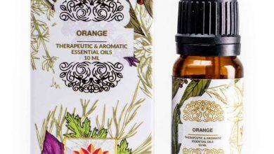 Photo of Orange therapeutic essential oil