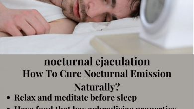 Photo of Best Treatment for Nocturnal Ejaculation – Which Treatment is the Best for You?