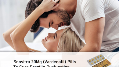 Photo of Snovitra 20Mg (Vardenafil) Pills To Cure Erectile Dysfunction