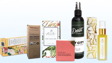 Photo of Skincare products trusted custom packaging boxes