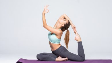Photo of Yoga Poses For Stress And Relax Mind