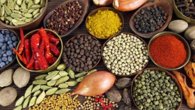 Photo of 10 Types of Natural Spices with their Health Benefits
