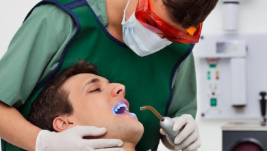 Photo of Laser Gum Therapy